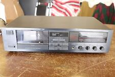 single Yamaha cassette player recorder kx-200u