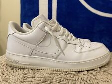 Nike Air Force One 1 Low, 315122-111, White, Mens Basketball Shoes, Size 13