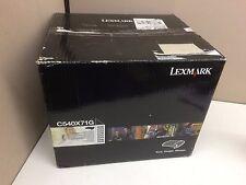 Genuine Lexmark C540X71G Black Imaging Kit C540 C543 C544 C546 X543 X544