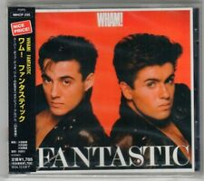 WHAM! (George Michael) - Fantastic CD with OBI - JAPAN Factory Sealed