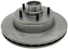 ACDelco 18A399A Front Hub And Brake Rotor Assembly