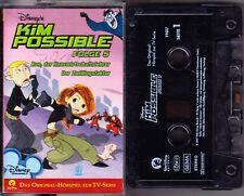 MC Kim Possible 5 - Ron, der Hauswirtschaftslehrer - Disney Records