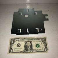 VGC Metal Mounting Plate Hardware Sega Genesis to CD Model 2 Shield with Screw