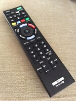 New Sony XBR-75X900E XBR-75X900F XBR-75X905E XBR-75X910C Remote Control
