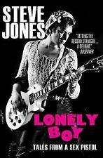 Lonely Boy: Tales from a Sex Pistol by Steve Jones (Paperback, 2017)