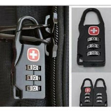 alloy cross symbol combination code lock for backpack suitcase Luggage Hot Sale