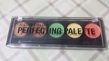 CITY COLOR PERFECTING PALETTE MEDIUM 5 COLORS CONCEALER COMPACT NEW