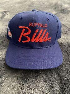 Vintage Buffalo Bills Sports Specialties Snapback