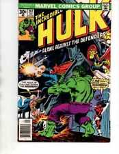 INCREDIBLE HULK #207(MARVEL 1977)DEFENDERS-VF-