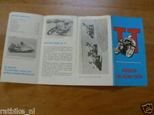 1976 FLYER DUTCH TT ASSEN 1976 GRAND PRIX,MOTO GP