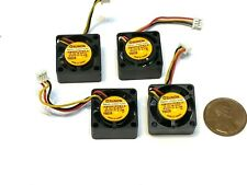 4 Pieces 5V fan sunon 2010 20mm 2cm mini small cpu usb GM0501PFB3-8 blower  c12