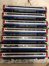 More details for hornby refinished hst east midlands trains mk3 7 coach set