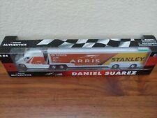 2017 Wave 4 Daniel Suarez Arris Stanley Hauler 1/64 NASCAR Authentics Diecast