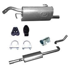Auspuffanlage + Montagesatz  Mitsubishi Colt  Z30 Bj. ab 01/2004-