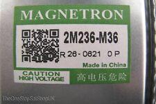 Panasonic véritable 2m236-m36r Magnétron pour inverseur micro-ondes,
