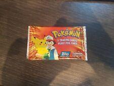 Pokemon TOPPS Serie 1 Booster - sealed - 1999 - Deutsch