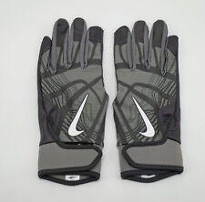 Nike HyperDiamond Edge Batting Gloves Women's Large Dark Grey