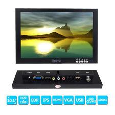 10 inch digital display 1920 x 1200 Resolution VGA/HDMI/BNC input W/ Remote