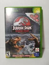 Jurassic Park Operation Genesis for Xbox