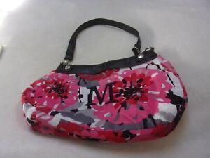 Thirty One Pink-Red & White Handbag