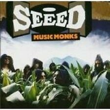 "SEEED ""MUSIC MONKS"" CD NEU"