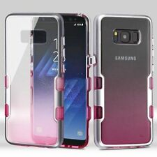 Étuis, housses et coques métalliques Samsung Galaxy S8 en métal pour téléphone mobile et assistant personnel (PDA)