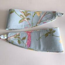 Laura Ashley Summer Palace Duck Egg Curtain Tie Backs (pair)