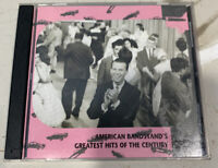 2 CD SET: AMERICAN BANDSTAND'S GREATEST HITS OF THE CENTURY 50s 50's 1950's RARE