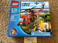 LEGO City Fire Helicopter set 60010 NEW & SEALED - FREE SHIPPING