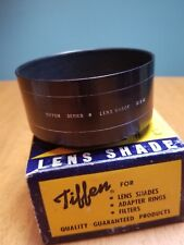 Tiffen #806 Adapter Ring Series #8  W/Tiffen Series #8 Lens Shade