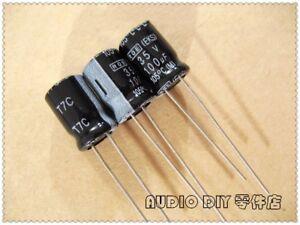 10pcs Vishay ROE high-end EKS series 100uF/35V electrolytic capacitor