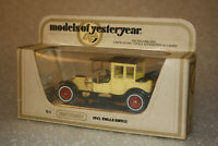 Matchbox Models of Yesteryear Y-7 1912 Rolls Royce