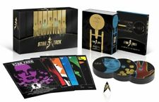 Star Trek 50th Anniversary TV Series & Film Complete Collection Box Blu-Ray Set