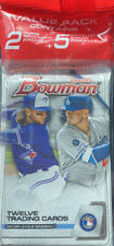(1) 2020 Topps Bowman Baseball Value Cello Hanger Pack 29 Cards UNSEARCHED!