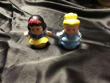 Fischer Price Little People Cinderella & Snow White