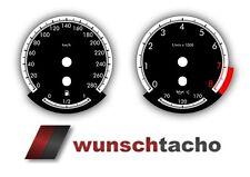 Tachoscheibe passend für 335i E90 E91 E92 E93  E60-E61 E63 E64 E70 E71 Benziner
