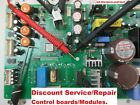 Mail-in Repair Service for Maytag dryer  Control Board  33002660 Error 8 8  photo