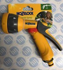 Hozelock Seasons Multi Spray Gun Garden Hose Nozzle Hosepipe Water Pressure 2676