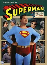 Adventures of Superman: The Complete 5th and 6th Seasons - In Co (2006, DVD NEW)