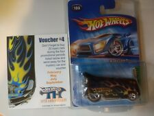 2005 Hot Wheels  SUPER TREASURE HUNT VW DRAG BUS 13/12! FREE SHIPPING INSURANCE