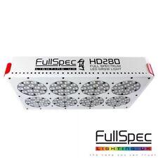 HD280 LED Grow Light BULB =600W MH+HPS  120x3w120° LENSES- Full Spectrum!