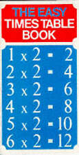 The Easy Times Table Book By Foulsham 9780572009908