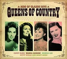 Queens Of Country - 2 DISC SET - Queens Of Country (2015, CD NEUF)