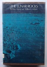 The Lunar Rocks by Roger Mason and William G. Melson (Hardcover, 1970)