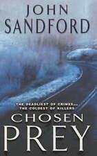 Chosen Prey, Sandford, John   Paperback Book   Acceptable   9780743415552