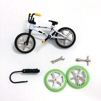 Mini Alloy BMX Finger Bicycle Model Bike Fans Kids Toy Gift Decoration Cheap