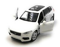 Model Car Volvo XC90 SUV White Car 1:3 4-39 (Licensed)