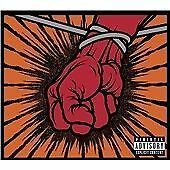Metallica - St. Anger (Parental Advisory, 2004) CD & DVD