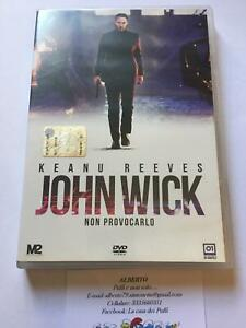 John wick dvd editoriale