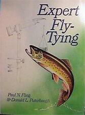 1982  EXPERT FLY-TYING PAUL N FLING & DONALD PETERBAUGH VERY GOOD CONDITION